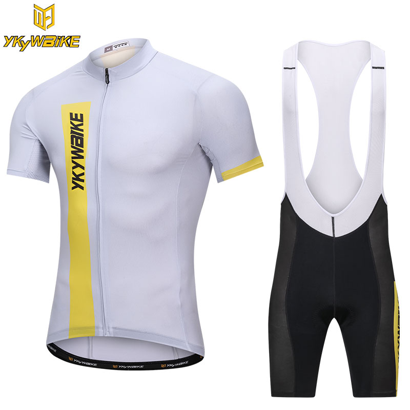 Wholesale Custom Team Cycling Clothing Design Bike Bicycle Clothes Short Sleeve Mens Cycling Jersey Sets