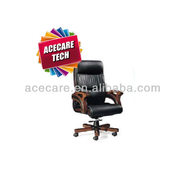 Office Chairs/Traditional Italian Leather Office Chair
