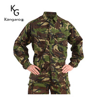 Design Your Own United States DPM Woodland Military Uniform Camouflage