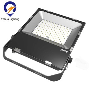 Best price solar stadium outdoor lighting Industrial 100w Led Flood Light 120Lm/W