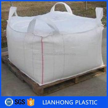 Construction Waste Bag Fibc Garbage Dumpster High Quality 1ton Pp Bulk