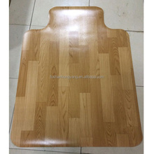 Wooden Printed chair mat