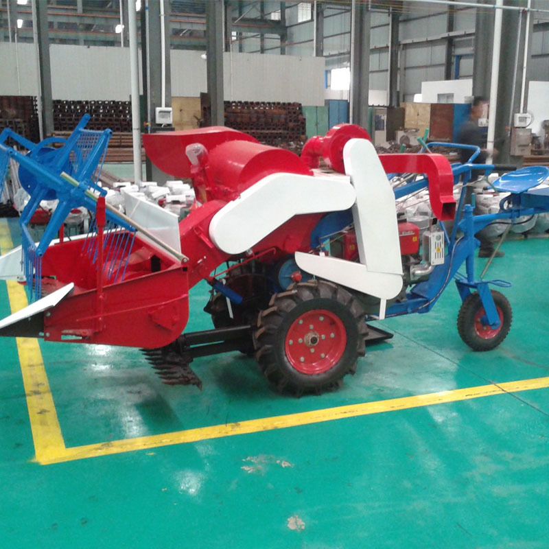 hot sale high capacity small Barley harvester/mini barley harvesting machine/barley reaper