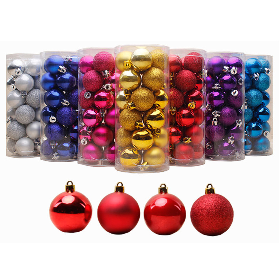 2017 factory hot sale good quality cheap clear plastic Christmas ornaments ball