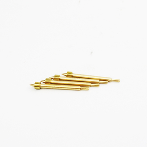China hardware oem CNC machining parts brass electronic spare parts