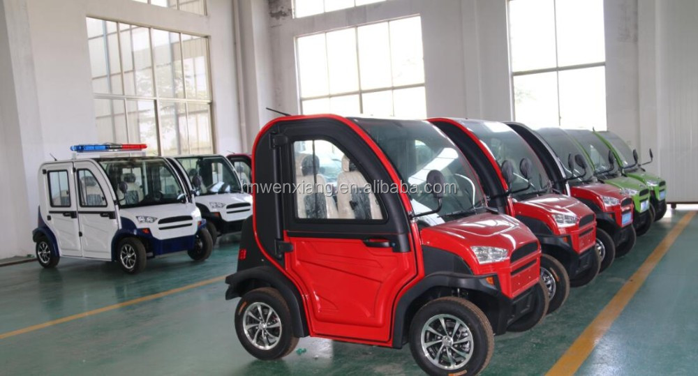 Ce Certificate Approved Mini Chinese Electric Car Without