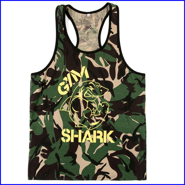 063dff501feb31 2017 most popular fitness tank top 65%cotton 35%polyerster fabric for tank  top
