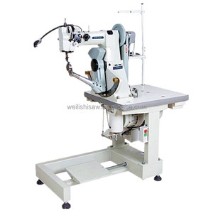 WB-168 shoe sole double thread seat inner sewing machine