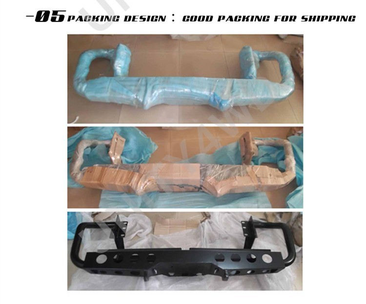 China 4x4 Bumper Manufacturer New Arb Style For Pickup D-max Bull ...