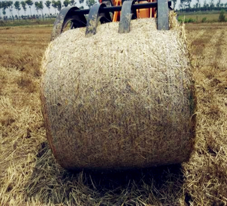 Hay agriculture bale wrap plastic net