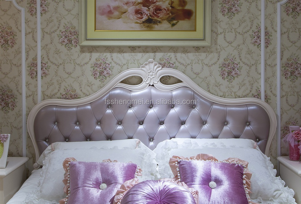 Precio Barato Muebles De Dormitorio Tamaño King 4 Puerta Armario ...