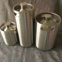 Commercial keg use ball lock beer keg manufacturers