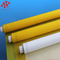 white Dpp monofilament polyester t shirt/t-shirt silk screen printing mesh, bolting cloth