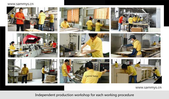 Experienced Manufacturer Foshan Wood Aluminium Kitchen Cabinet ...