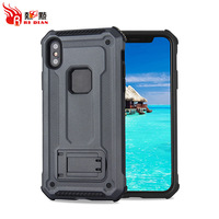 Shockproof stand mobile phone cases for iphone x ,for iphone 10 case