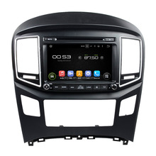 "Touch screen built-in GPS MP3 MP4 CD Player, bluetooth-enabled, TV combination and 8"" screen size car stereo for 2016 H1"