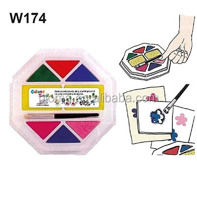 Giant Paint Inking Pad Ideal For Childrens Hand Foot Prints