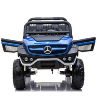 Newest 4 Wheel Benz Toys 12V Licensed For Kids Pedal Car