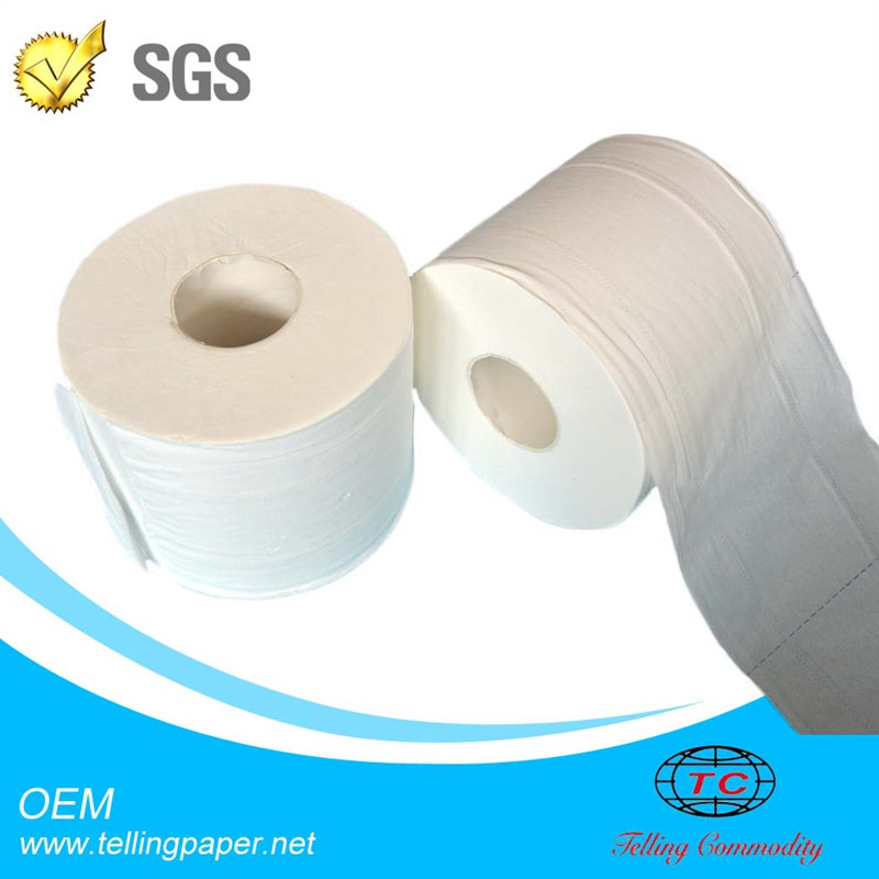 Good Quality Printed Private Label Tissue Roll Toilet