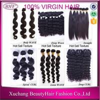 2015 7A Top Quality Double Drawn BHF Brazilian Straight Hair, Kinky Sraight Aliexpress Brazilian Hair