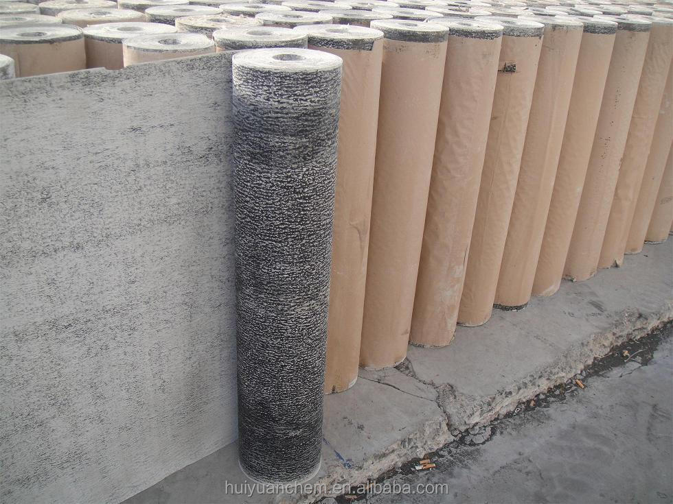 Manufacture 1 Ply 2 Ply Roofing Felt With Sand Asphalt
