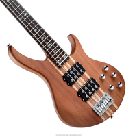 high quality electric bass made in china 4 string guitar