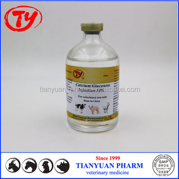 Injection Manufacturers Supply Veterinary Nutritional Supplement Calcium  Injections - Buy Medical Injection Supplies,Calcium Injections,Veterinary