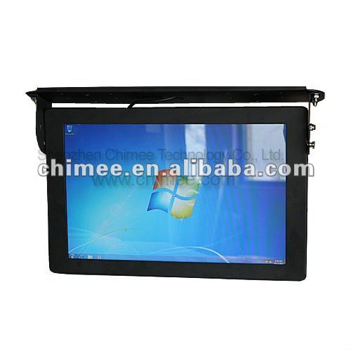 22'' Bus LCD Computer PC For Advertising (15'' 17'' 19'' 22'')