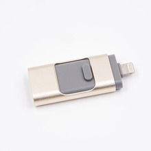 2017 Hot selling usb flash drive for iPhone/Android with 8GB 16GB 32GB 64GB