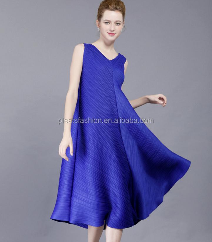 Venta al por mayor vestido materno sin manga para-Compre online los ...