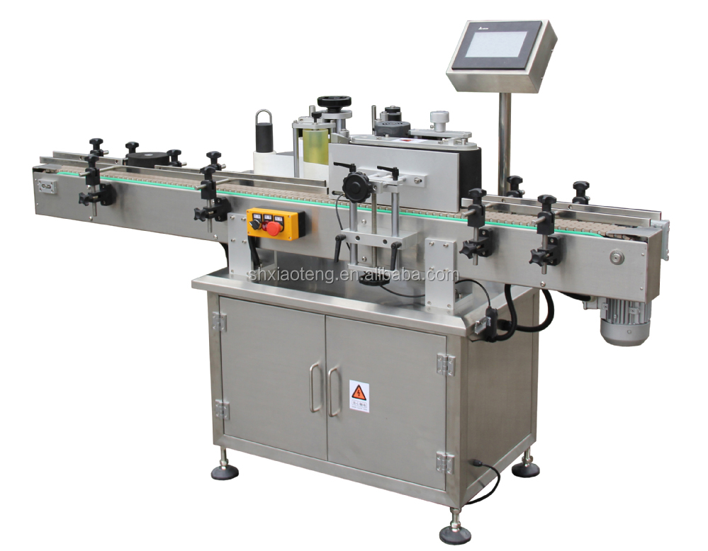 XT-3520 Auto professional front and back sticker labeling machine