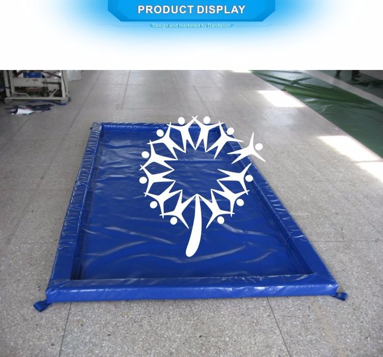 Best King Indoor Garage Floor Car Water Containment Wash