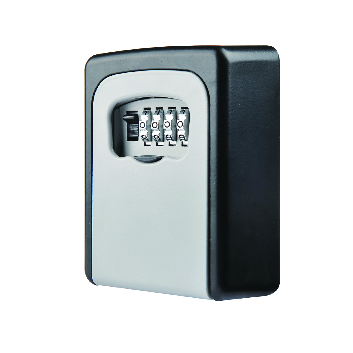 YH9216 Wall Mounted Combination Lock Storage Key Box 4-Digit Safe Security Lock