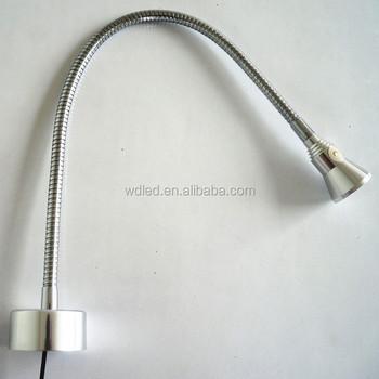 2 W3 W Led Interrupteur Tactile Chevet Table Lumièreflexible Col De Cygne Chevet Led Applique Murale Buy Led Lampe De Chevet à Interrupteur