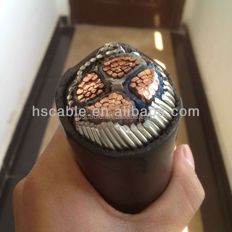 450/750v 4 Core Xlpe Pvc Insulated Elektrische Kabel Draad 4mm2 6mm2 ...