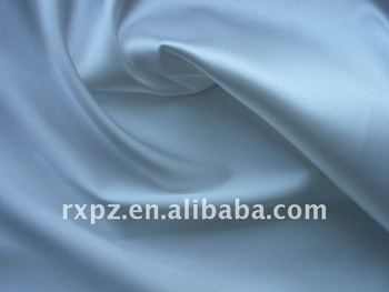 75d Bright Satin Stretch Spandex Fabric Brushed Back