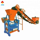 Golden supplier provide brick making machine in zambia/China factory cement block making machine price