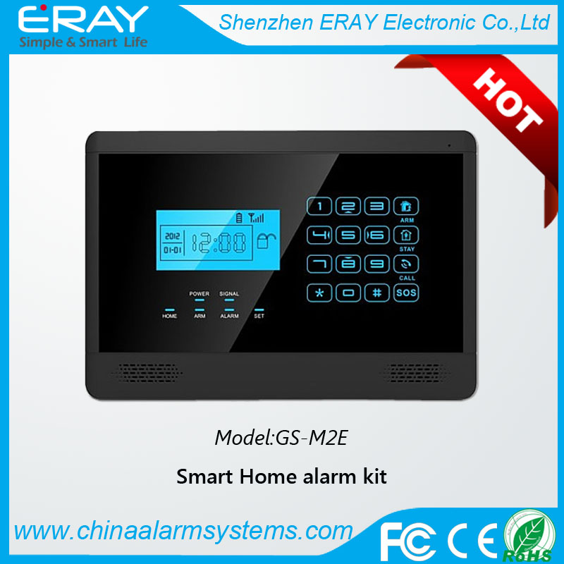 Home/Office/shop/farm Usage Intelligent Security <strong>Alarm</strong> System for GSM burglar <strong>alarm</strong>