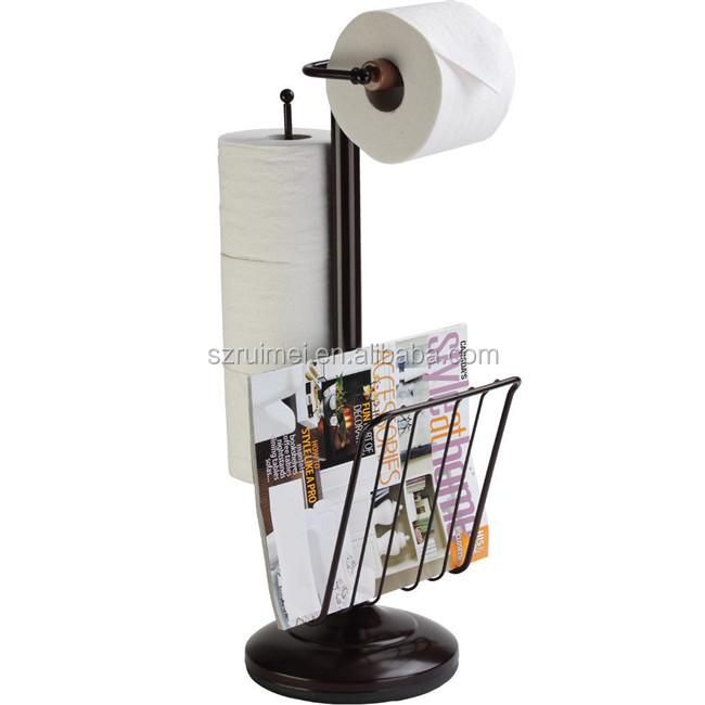 Magazine Rack Storage Holder Organizer