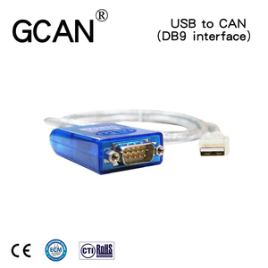 USBCAN professional hex usb can software Labview adapter cable