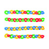 2019 New arrival funny baby education plastic chain link toy kids