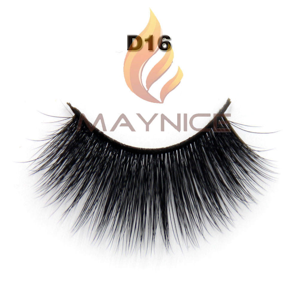 Synthetic Hair, Korea fiber Material Korea silk material and Hand Made Type individual eyelash extension(16)a