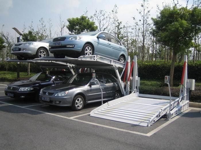 doppelte autos die aufzug parken parkausr stungen produkt. Black Bedroom Furniture Sets. Home Design Ideas