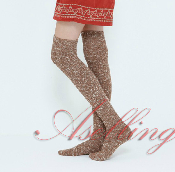 56ffac0edb292 Buy (61-427) Girls Women Thick Wool Over Knee Winter Warm Thigh Highs Hose  Stockings;Xmas Christmas Birthday Gift Present in Cheap Price on  m.alibaba.com