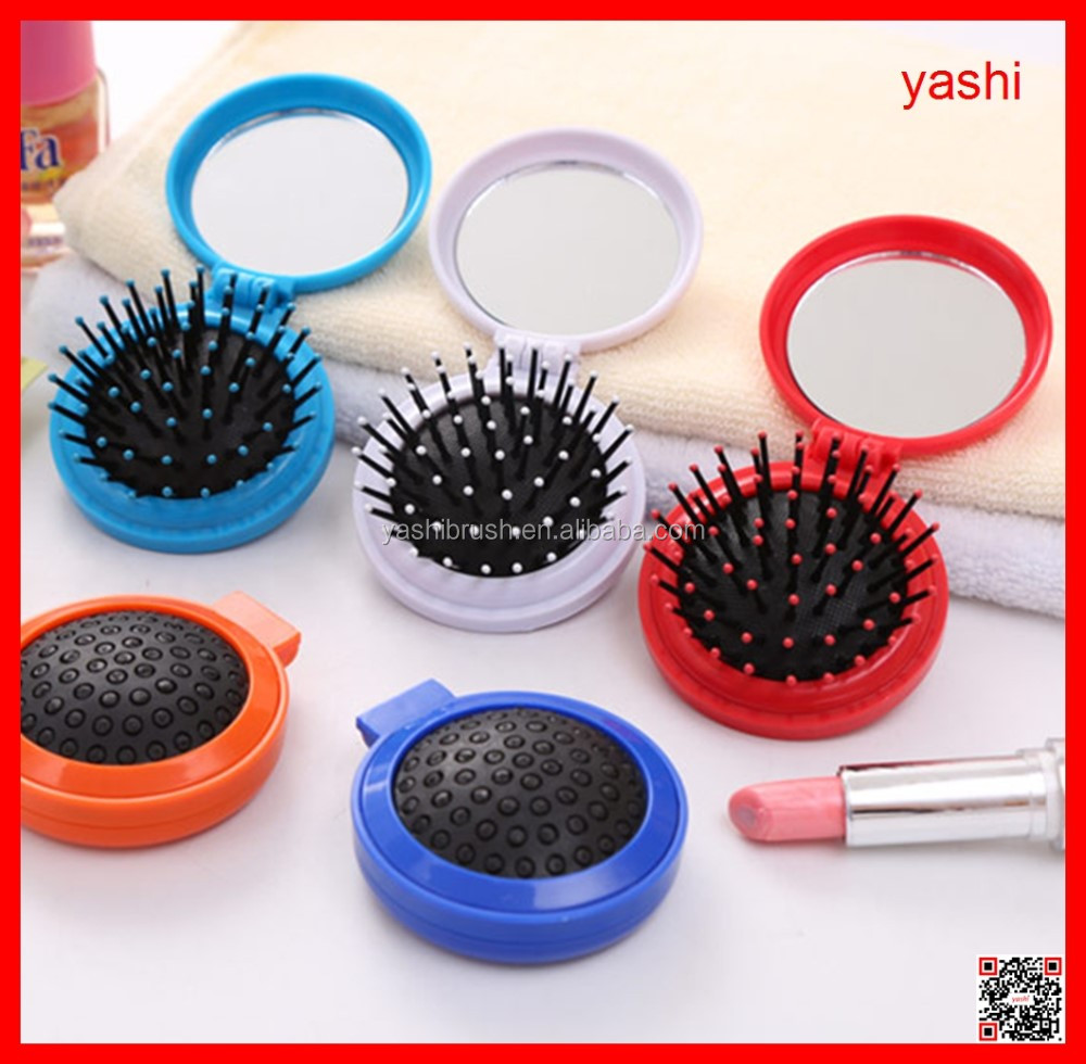 Yaeshii 2019 Wholesale Professional Comb Teasing Back Combing Hair Brush Slim Line Styling Tools Hair Brushes