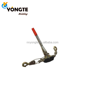 Wire Rope Ratchet Cable Hand Puller
