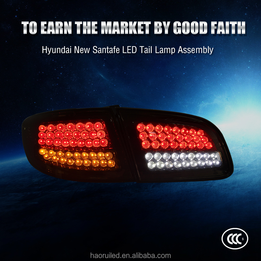 Led Tail Lights For Hyundai Santa Fe Supplieranufacturers At Alibaba