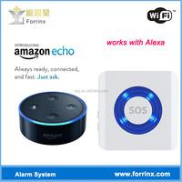 Ssg-t0 App Control 433mhz Wireless Alarm System Work With Amazon ...