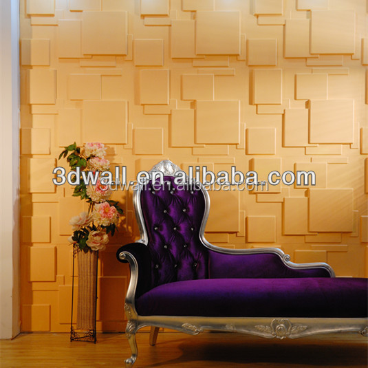 moderne style d coratif int rieur 3d texture mur panneau. Black Bedroom Furniture Sets. Home Design Ideas