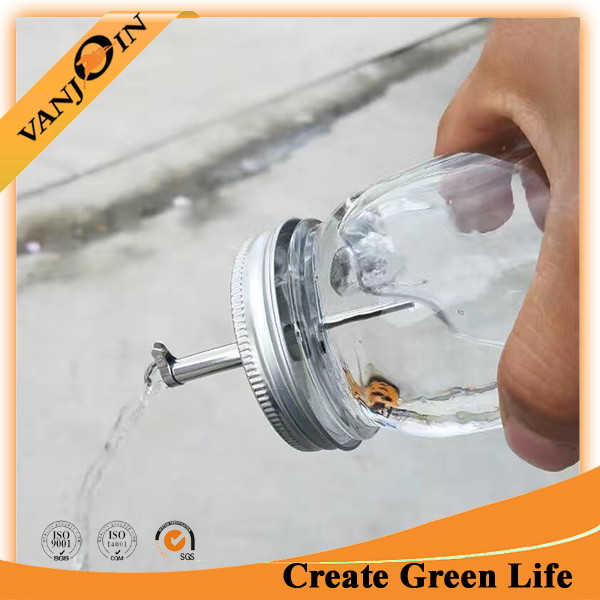 Regular Mouth Mason Tap, Mason Jar Pour Spout